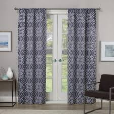 window sheers styling tips and ideas for interior decoration. Blackout Paloma 63 In. L Charcoal Rod Pocket Curtain Window Sheers Styling Tips And Ideas For Interior Decoration G