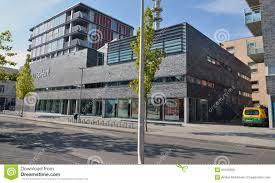 beautiful office building in hengelo holland editorial stock image beautiful office building