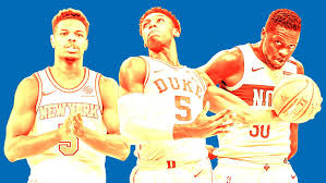 Breaking Down The Current New York Knicks Depth Chart