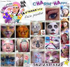 variety face painting designs