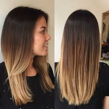 Hairstyle Dark To Light Balayage Ombre Dark To Light Brown To Blonde Hair Color