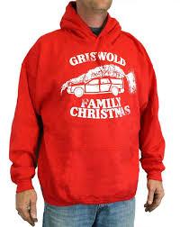 Griswold Family Christmas Hoodie Sweatshirt