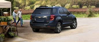 Explore in Style With the 2017 Chevrolet Equinox