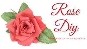 diy how to make beautiful roses with paper in hindi