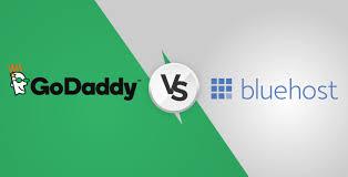 Godaddy Vs Bluehost Comparison One Surprising Winner 2019