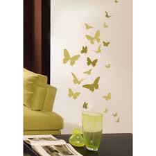 butterfly dance wall stencil on nursery wall art stencils with butterfly stencils for nursery walls easy reusable wall art