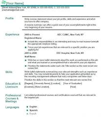 ... Wonderful Looking What Goes In A Resume 7 What Goes On A Resume ...