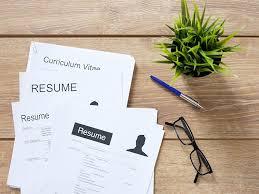 How A Resume Should Look Custom Resume Format Advice What A Resume Should Look Like Monster