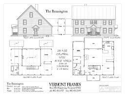 post beam home plans in vt timber framing floor plans vt frames ranch house plans pictures
