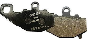 Galfer Fd167g1054 Semi Metallic Organic Brake Pad