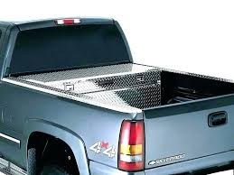 Pickup Tool Box Harbor Freight Truck Boxes Bed E 2 Storage Home ...