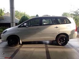2005 Toyota Innova 2.5L - 11 years & 2,40,000 km - Team-BHP