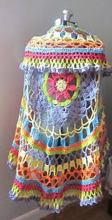 Crochet Circular Vest Pattern Free Impressive Crochet Circular Jacket Pattern Free Pinterest Best Ideas