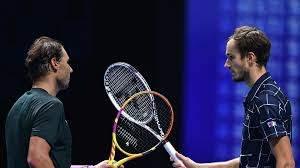 Медведев вышел в финал итогового турнира ATP, обыграв Надаля - Спорт РИА  Новости, 22.11.2020