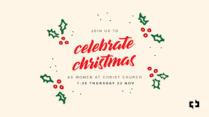 Christmas Event Womens Christmas Event Christ Church