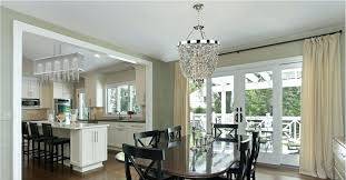 chandeliers for dining room traditional dining room basket shaded crystal chandelier transitional lighting for dining room