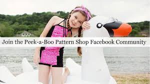 Peekaboo Pattern Shop