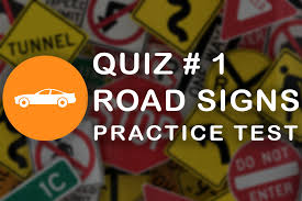 Nc Dmv Road Signs Chart 2019 Bc Road Signs Test Free 2019 Class 7 Practice Driving Test