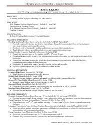 chemistry teacher resume best letter sample sample resume high school chemistry teacher sample customer in chemistry teacher resume