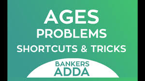 Ages Problems Shortcuts For Bank Po Exams Bankers Adda Youtube