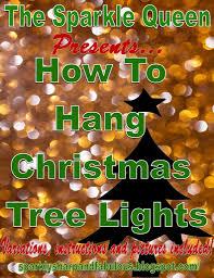 The Art Of Lighting A Christmas Tree Vertical Vs Horizontal