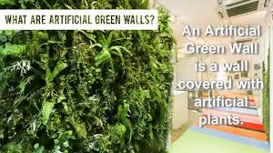 a short introduction to artificial vertical green walls by greenturf you