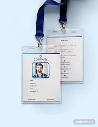 Identification Template 35 Free Id Card Templates Download Ready Made Template Net