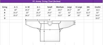 Toddler Hockey Skate Size Chart Jerseys