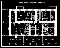 Все работы студента a cool a Клуб студентов Технарь  Курсовой проект по реконструкции перепланировке жилого дома расположенного в г Уфа