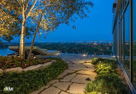 rooftop patio lighting. rooftop outdoor patio path lighting omaha nebraska | mckay landscape t