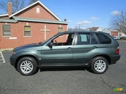 2005 BMW X5 3.0i in Highland Green Metallic - B09769 | Auto Jäger ...