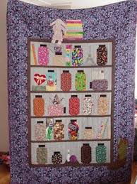Candy Jar Quilt - Looks good enough to eat!   Quilting ideas ... & Jar quilt would be really cute with bug fabrics for a boy Adamdwight.com
