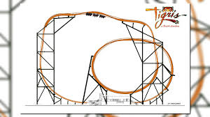 busch gardens tampa bay will open new roller coaster tigris in spring 2019 wtsp com