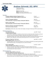 Family Physician Resume Sample