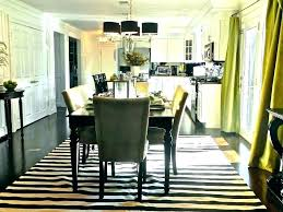 dining room table rug round size area rugs kitchen for or no typical r dining room carpet size rug for table