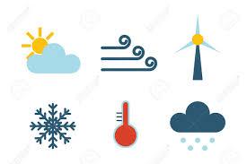 Consulta la temperatura máxima y mínima y la probabilidad de lluvia en the weather channel y weather.com Conjunto De Pronostico Del Clima De Los Iconos Del Tiempo De Vectores Ilustraciones Vectoriales Clip Art Vectorizado Libre De Derechos Image 72455495