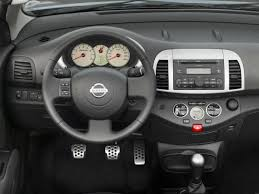 Nissan Micra generations technical specifications and fuel economy