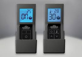 f45 f60 remote controls on off with digital screen