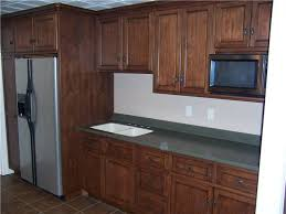 stained hickory cabinets. Interesting Cabinets Hickory Wood With Dark Brown Stain And Glaze On Stained Cabinets