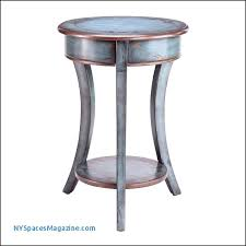 antique round end table small medium size of accent tables wooden