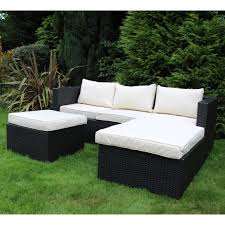 rattan furniture covers. Fortune L Shaped Patio Furniture Bentley Garden Rattan Outdoor Sofa Set Covers For Sectional Sofas Crammed Somani Cm From Home Depot Slipcovers Large Buy A