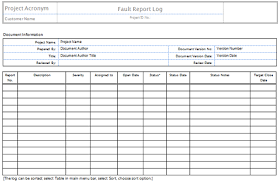 Quality Control Template Excel Magdalene Project Org