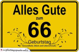 Sprüche Zum 66 Geburtstag 4 Happy Birthday World