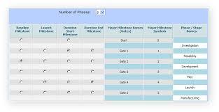 Process Template Project Portfolio Management Process Templates Pd Trak