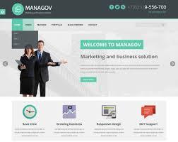 Best Website Templates Simple Best 28 Template Websites 28 Best Business Consulting Website
