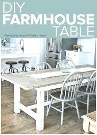 white farm table. Round Farm Table White Farmhouse Dining And Bench Cheap .