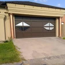 aluminum zinc garage door