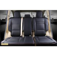 51 luxurious high grade leather 2016 2017 toyota highlander seven seats custom car seat covers