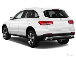 Simply research the type of car you're interested in. 2018 Mercedes Benz Glc Class Pictures Angular Rear U S News World Report