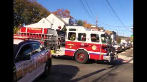 paterson nj fire dept ems engine 2 ladder 2 and battalion 3 responding to a mva rollover you